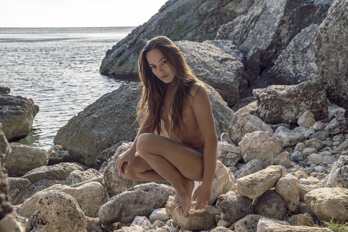 Glamour foto - DominikaC na Korfu