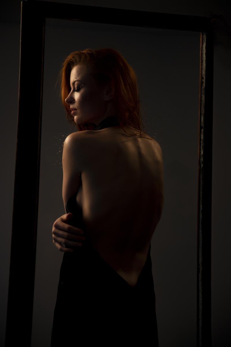 Focení portrétu - Bibora Barbora Biňovcová