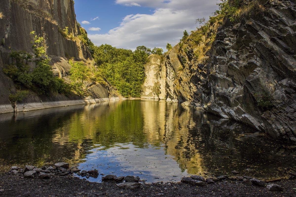 Fotografování krajiny - Prokopské údolí
