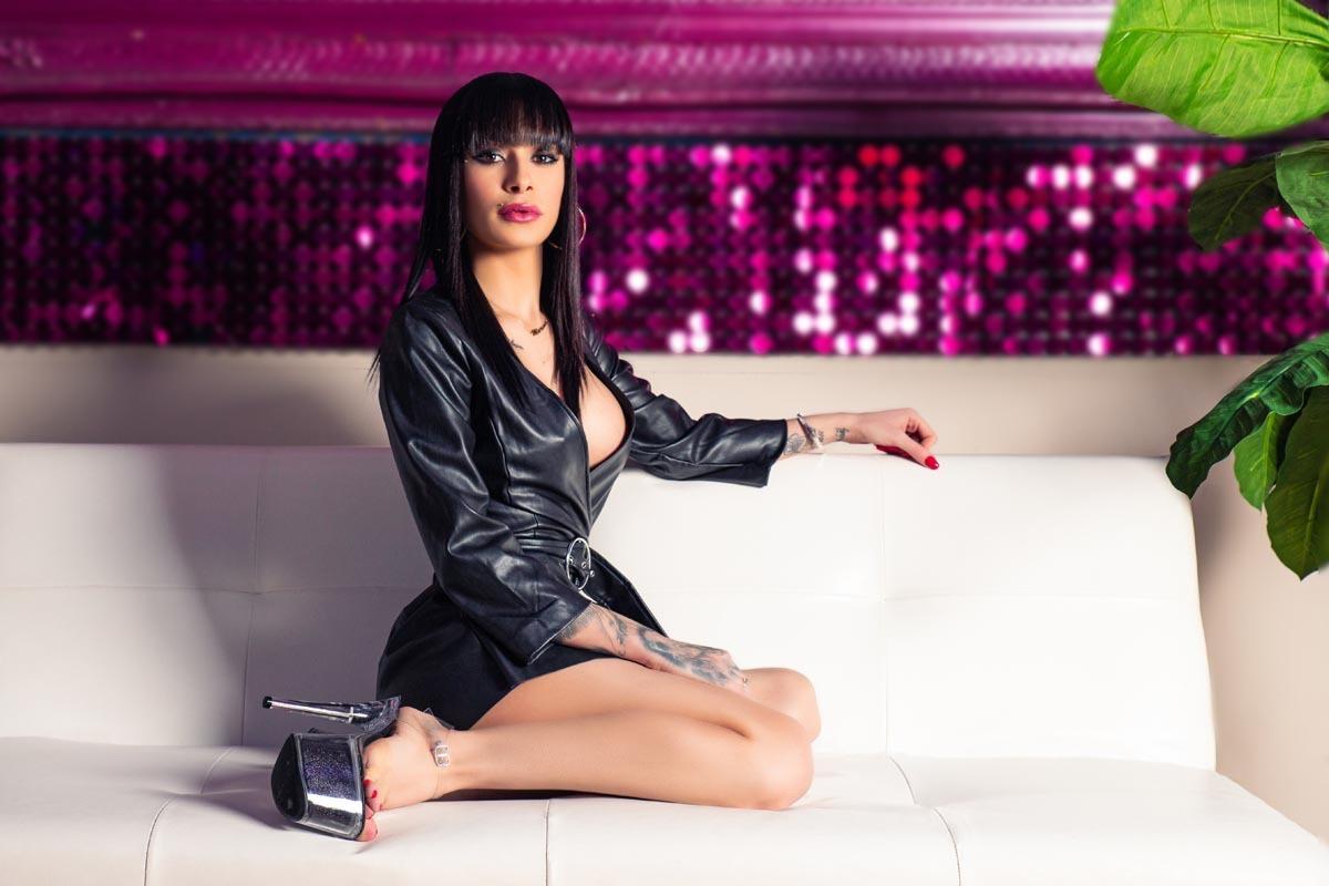 Glamour foto - Kleopatra