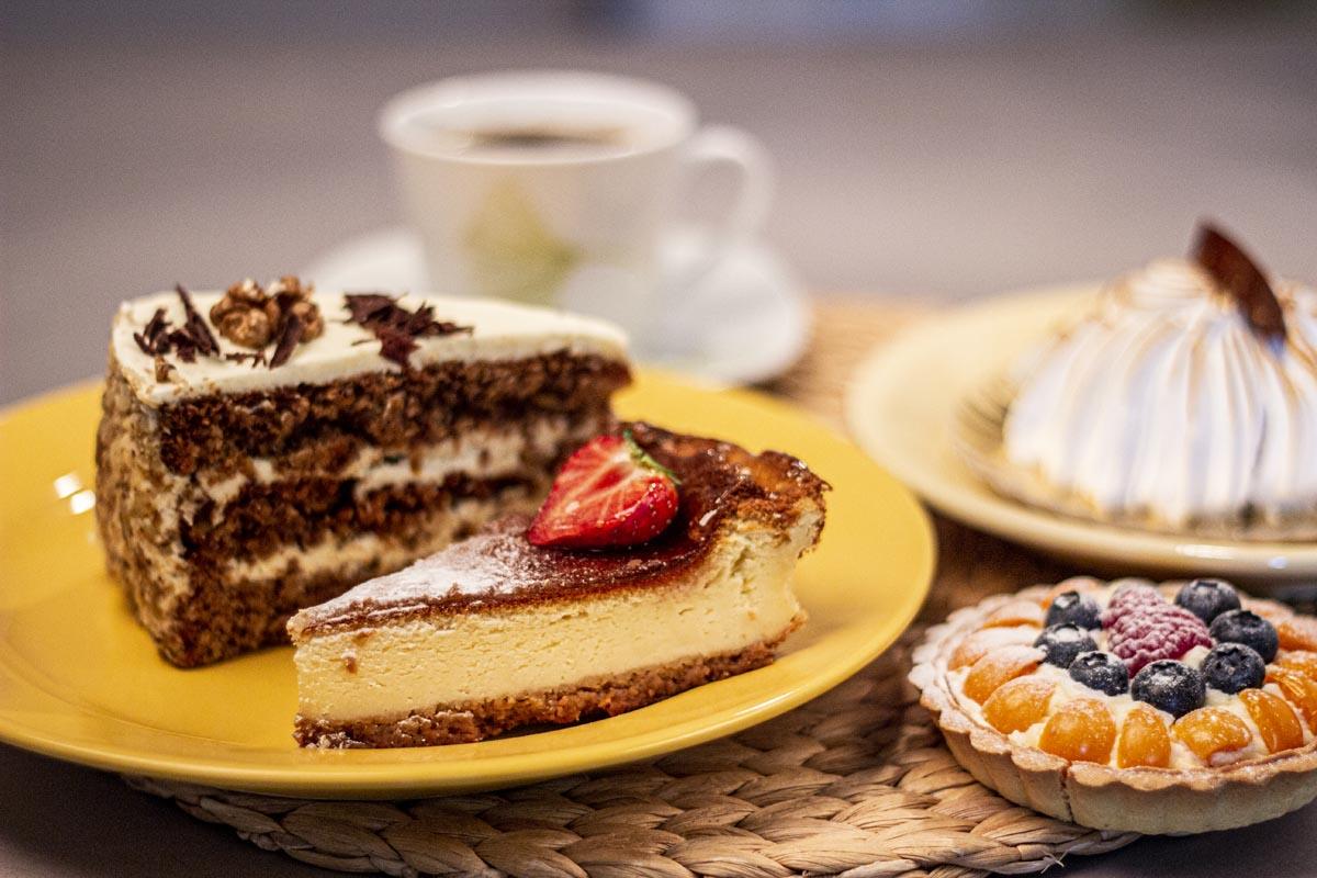 Produktové focení jídla - dezerty