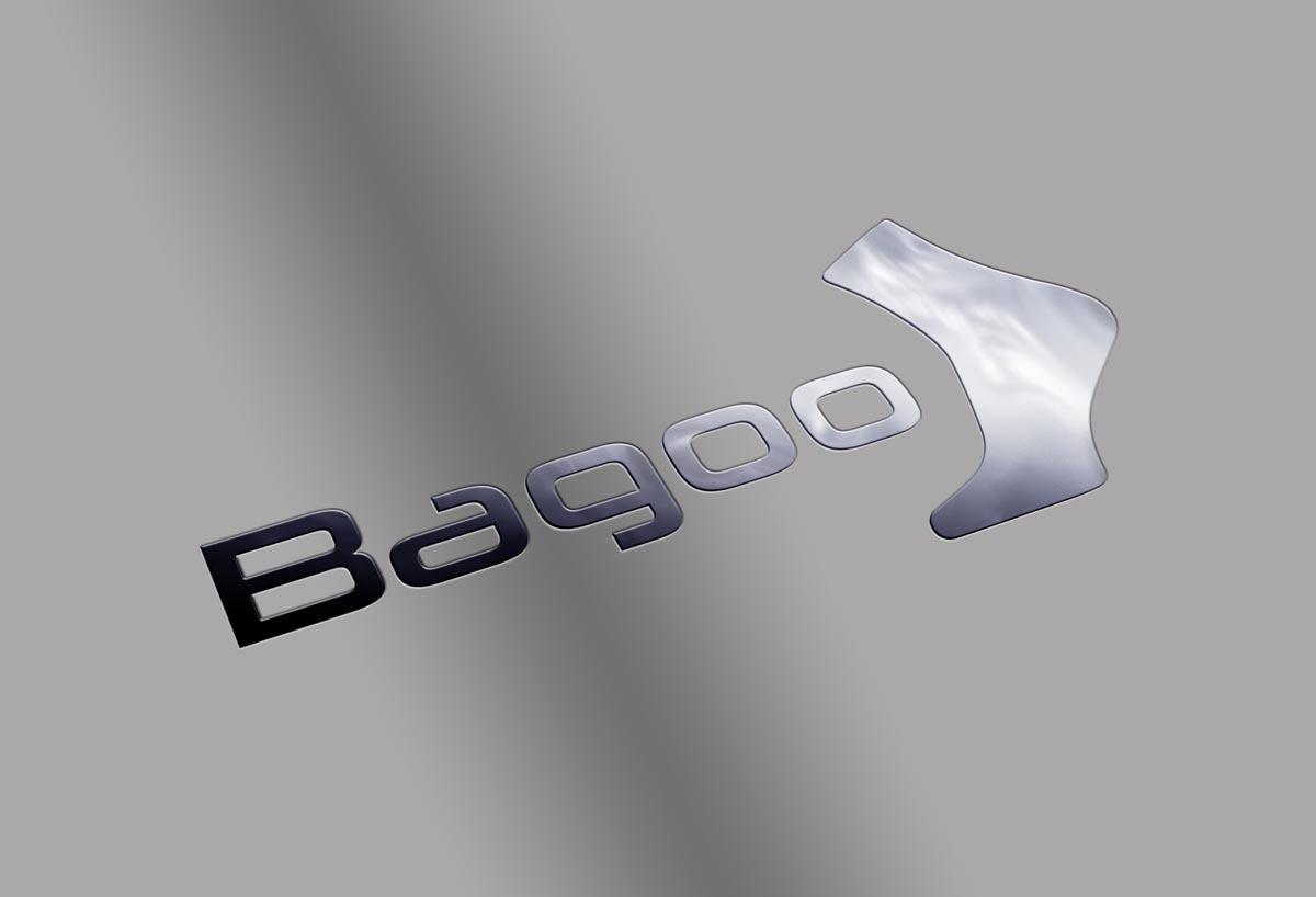 Návrh loga Bagoo