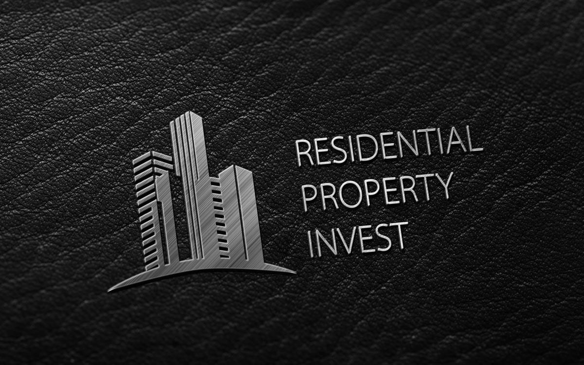 Grafický design loga Residential Property Invest